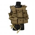 BVD Assault Vest (Coyote)