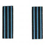 RAF Wing Commander Shoulder Boards (Blue)