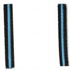 RAF Flying Officer Shoulder Boards (Blue)