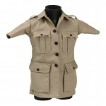RAF Officer Tropical Bush Jacket (Khaki)