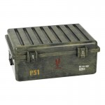 Waterproof Safety Equipment Case (Olive Drab)