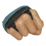 Caucasian Male Right Hand with Protections