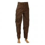 Pantalon Moutarde (Marron)