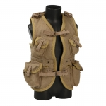 Assault Vest (Coyote)