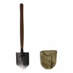 Diecast M43 Folding Shovel with Cover (Black)