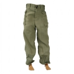 Herring Bone Twill Pants (Olive Drab)