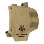 MIVA1 Gas Mask Bag (Beige)