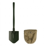 Diecast M43 Folding Shovel with Cover (Olive Drab)