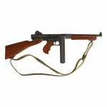 Thompson M1A1 Submachinegun (Black)