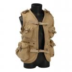 Assault Vest (Beige)