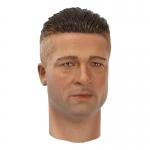 Headsculpt Brad Pitt