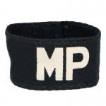 Brassard Military Police (Noir)