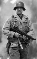 WWII US 2nd Ranger Battalion Series 3 - Captain Miller
