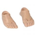 Caucasian Male Feet