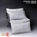 Grand fauteuil (Gris)