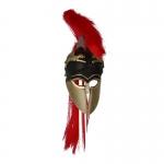 Greek Hoplite Corinthian Helmet (Black)