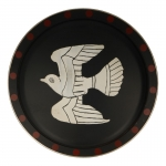 Greek Hoplite Shield (Black)