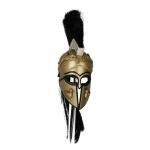 Greek Hoplite Corinthian Helmet (Gold)