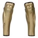 Armures de jambes (Or)