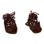 Sandals (Brown)