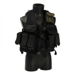 Omega EOD Tactical Vest (Black)