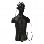 Motorola Radio with Pouch and Otto Headset (Black)