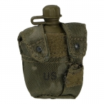 Canteen with Pouch (Olive Drab)