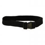 Worn Quick Release Equipment Belt (Black)