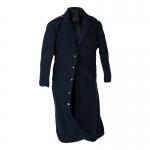 Velvet Coat (Blue)