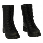 Chaussures Danners Acadia aspect usé (Noir)