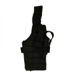 Worn Omega Drop Leg Holster (Black)