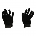 Worn Tactical Gloves (Black)