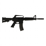XM177 Assault Rifle (Black)