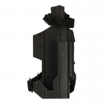 Lawgiver Drop Leg Holster (Black)