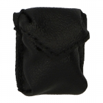Leather Pouch (Black)