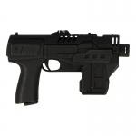 Pistolet Lawgiver (Noir)