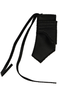 Leather Left Holster (Black)