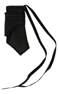 Leather Right Holster (Black)