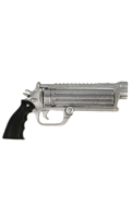 RIPD Deado Smith & Wesson 460V Custom Revolver (Silver)