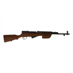Fusil semi-auto Type 56 7,62mm (Marron)