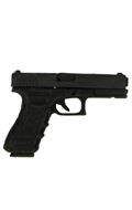 9mm Glock 17 Pistol (Black)