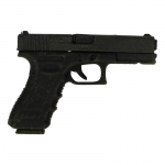 Pistolet Glock 17 9mm (Noir)