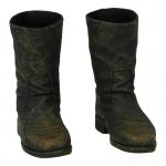 Worn Boots (Black)