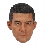 Antonio Banderas Headsculpt