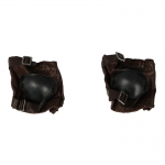 Leather Elbow Pads (Brown)