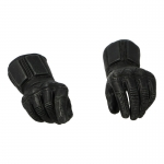 Flashover Gloved Hands (Black)