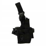 Omega VI Tactical Drop Leg Holster (Black)