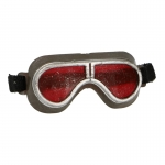 Tank Crewman Goggles (Red)