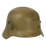 Diecast Worn M40 Helmet (Coyote)
