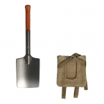 Shovel with Cover (Black)